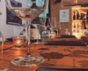 Vineria all'interno del B&B a Squille